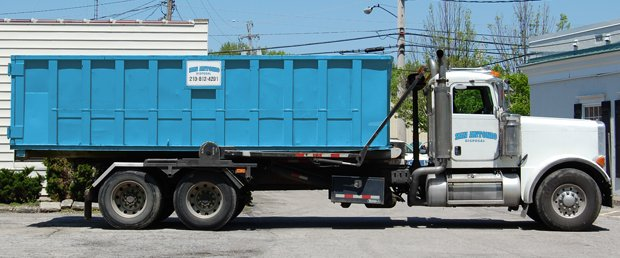 About San Antonio Disposal Dumpster Rentals